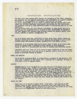 Specifications, dumbwaiters, undated