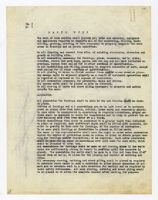Specifications, earthwork, undated, 1 of 2