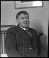 "Sgt. Mike Donaldson, the ""Fighting Irishman"", World War I hero"