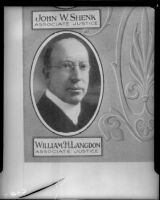 William H. Langdon, justice of California state supreme court