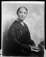 Genevieve R. Cline, judge serving on the United States Custom Court, circa 1929-1932