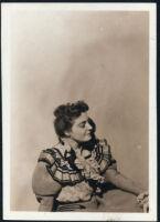 Laura Huxley as a young woman (2) [descriptive]