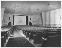 Mayfair Theatre, Ventura, auditorium