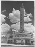 Linda Vista Theatre, Mexico City, exterior