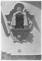 Linda Vista Theatre, Mexico City, ticket booth, detail