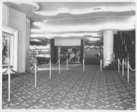 Miami Theatre, Miami, foyer