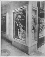 Miami Theatre, Miami, poster case