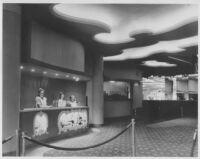Miami Theatre, Miami, mezzanine bar