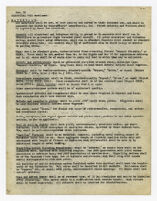 Specifications, electrical work, undated, 1 of 6