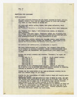 Specifications, electrical work, undated, 2 of 6