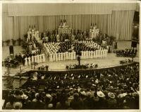 Denver City Auditorium 1937