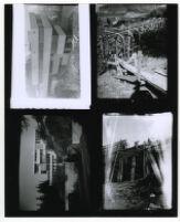 Lovell Health House, construction photographs, 1927-29, 3 of 3