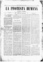 Año 1, número 1. 13 junio 1897