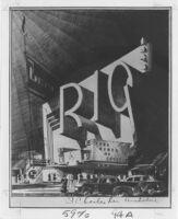 "Newsreel Theatre ""Rio,"" photograph of rendering"