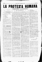Año 1, número 13. 7 noviembre 1897