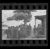 Junta troops in Santo Domingo, Dominican Republic, interviewed by Ruben Salazar, 1965.