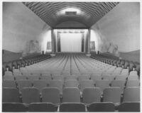 Puente Theatre, Puente, auditorium