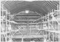 Puente Theatre, Puente, construction, interior