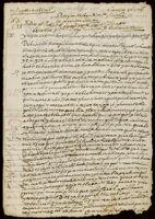 Petition by the people of Coatlan de Puertos Abaxo, Coatlan