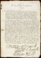 Letter, council of Tzacualco to council of San Felipe, San Felipe