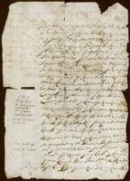 Preface to a testament, origin unknown, undated