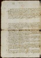 Testament of Joachin Flores, Coyoacan