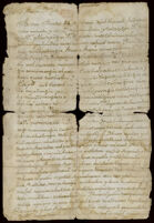 Testament of Pedro Cayetano, San Juan Bautista, Metepec