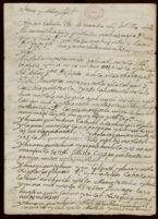 Testament of Maria Teresa, San Juan Bautista, Metepec