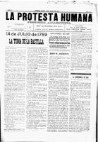 Año 2, número 39. 10 julio 1898