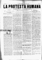 Año 3, número 58. 14 mayo 1899