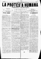 Año 3, número 60. 11 mayo [i.e. junio] 1899