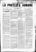 Año 3, número 66. 3 septiembre 1899