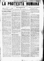 Año 3, número 67. 17 septiembre 1899