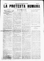 Año 3, número 70. 29 octubre 1899