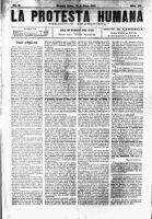 Año 3, número 84. 13 mayo 1900