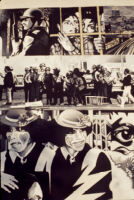 Moratorium: the Black and White Mural