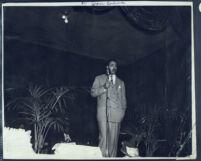 John Coleman, Los Angeles, 1940s