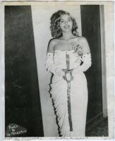 Angelle DeLavallade, Los Angeles, 1940s