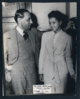 Robert Lee Vann and Jeni Le Gon, 1930s