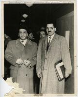 John Levy, Eddie Mallory, and Walter L. Gordon, Jr., Los Angeles, 1949