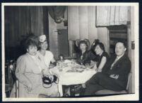 Jesse Mann visiting Los Angeles, 1940s