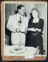 Sydney Dones, perennial ladies' man, Los Angeles, 1940s