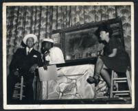 Jack's Basket Room on Central Avenue, Los Angeles, 1940s