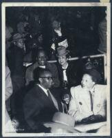 Allen and Clothilde Woodard, Los Angeles, 1940s