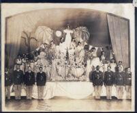 Phi Beta Sigma event, Los Angeles, 1940s