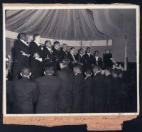 Alpha Phi Alpha formal, Los Angeles, 1946
