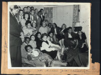 Party at the residence of Lillian and Jack Chase, Los Angeles, 1940s