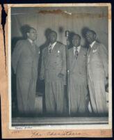 Charioteers, Los Angeles, 1940s