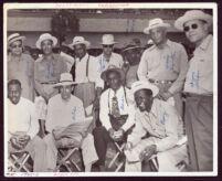 Bookmakers, gamblers, and drug dealers, Los Angeles, 1945