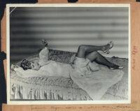 Alyce Key, Los Angeles, 1940s